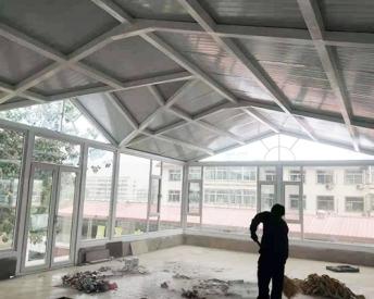 忻州原平农学院(断桥铝门窗)